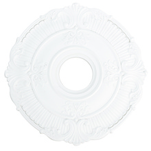 Livex Lighting 82030-03 - White Ceiling Medallion