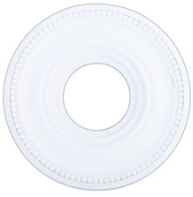 Livex Lighting 82072-03 - White Ceiling Medallion