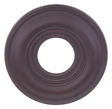 Livex Lighting 8209-07 - Bronze Ceiling Medallion