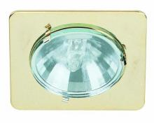 Lite Source Inc. LS-1203PB - Micro Recess Lite, Polished Brass, 20W/Jc Type