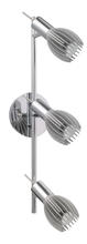 Eglo 20443A - 3x40W Track Light w/ Chrome Finish