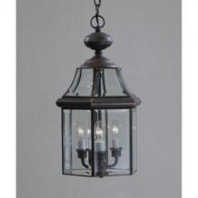 Kichler 9885OZ - Outdoor Pendant 3Lt