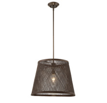 Savoy House 7-1141-1-71 - Messina 1 Light Outdoor Pendant