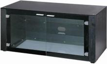 "Lite Source Inc. LSH-5610BLK - 3-TIER TV STAND, 43""Lx19.5""Wx19.75""H"