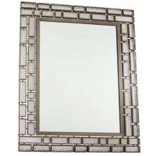 Varaluz 255A02NB - Harlowe Rectangular Mirror