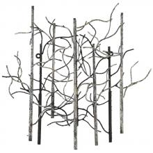 Varaluz 413A01 - Small Birch Wall Art