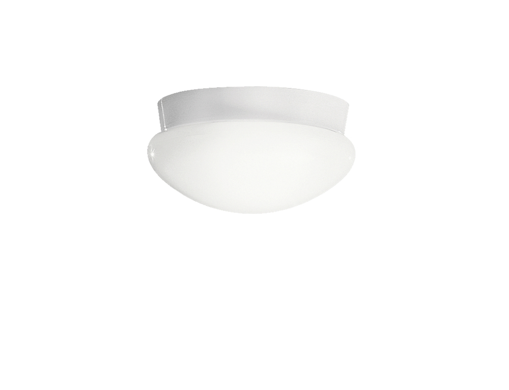 Flush Mount 2Lt Fluorescent