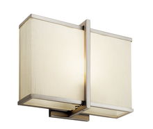 Kichler 10421SN - Wall Sconce 1Lt Fluorescent