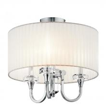Kichler 42630CH - Chandelier/Semi Flush 3Lt
