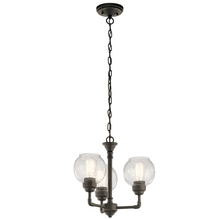 Kichler 43992OZ - Chandelier/Semi Flush 3Lt