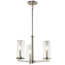 Kichler 43997NI - Chandelier/Semi Flush 3Lt