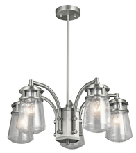 Kichler 49498BA - Outdoor Chandelier 5Lt