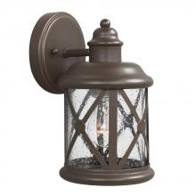Sea Gull 8521401-71 - Small One Light Outdoor Wall Lantern