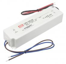 American Lighting LED-DR100-24 - Hardwire power supply, 24V DC, 1-100watts, Not dimmable